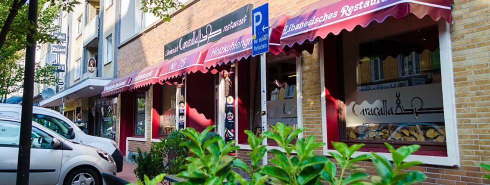 Caracalla Libanesisch Arabisches Restaurant In Dortmund